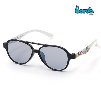 라바 키즈 선글라스 LV-5003 블랙/화이트