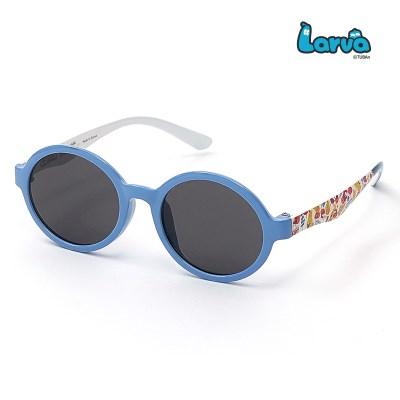 라바 키즈 선글라스 LV-5001 하늘/화이트
