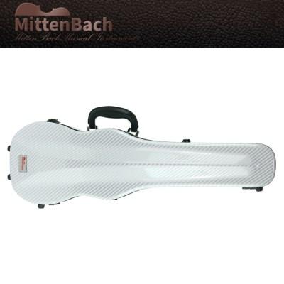 미텐바흐 바이올린케이스 MBVC-4 체크화이트 하드케이스 1/2 size