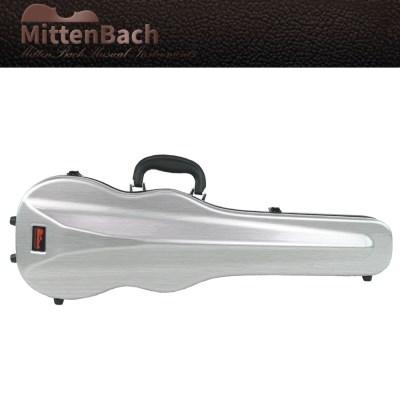 미텐바흐 바이올린케이스 MBVC-4 그레이 하드케이스 1/2 size