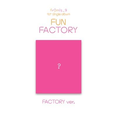 Factory버전/포스터) 프로미스나인 - 싱글1집 FUN FACTORY 펀팩토리