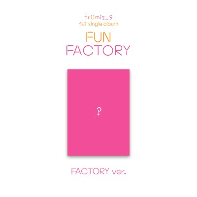 Factory버전/키노앨범) 프로미스나인 - 싱글1집 FUN FACTORY