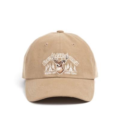 CT REINDEER CAP (beige)
