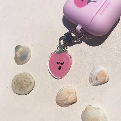 [뮤즈무드] berry key ring (키링)