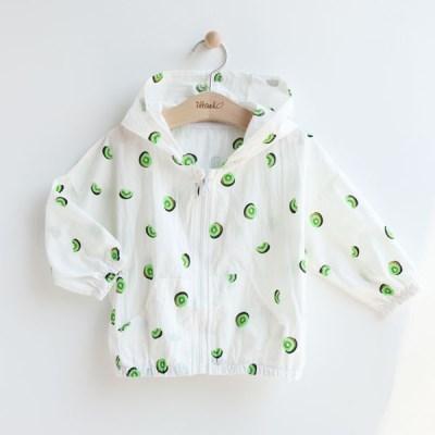[온라인 전용] 키위 아동 바람막이 점퍼 IB2EJ605U