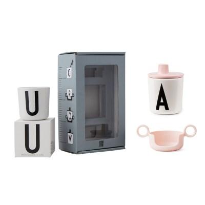 [디자인레터스] 빨대뚜껑 & 컵손잡이 세트_(872790)