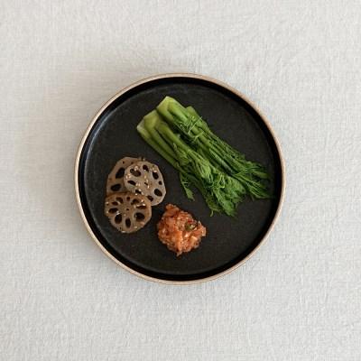 한식기 시리즈 - 일자접시 (4color)