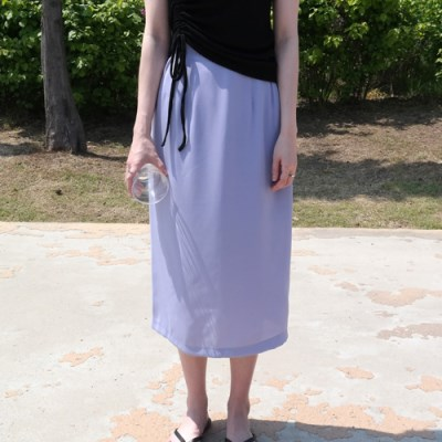 Ade color skirt