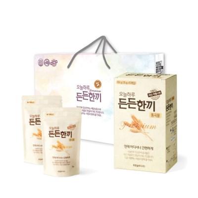 [정선드림] 든든한끼 통곡물 선식 선물세트 (35g x 30팩)