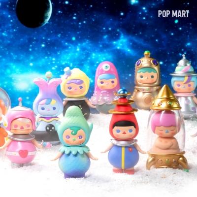 [팝마트코리아 정품 판매처] 푸키-스페이스베이비 시리즈_박스