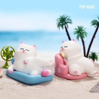 [팝마트코리아 정품 판매처] 비비캣-게으른고양이시리즈_박스