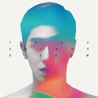 초도포스터) 유노윤호 - 미니 1집 [True Colors] 트루컬러스