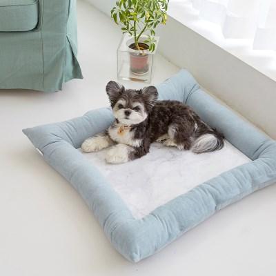 대리석쿨매트bianco cool bed_blue