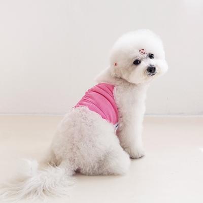 삐삐크롭티(핑크)