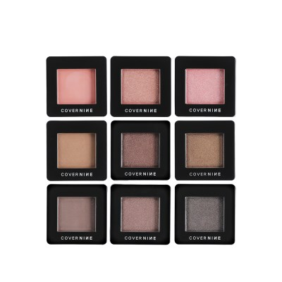 COVERNINE COLOR IN MAGNEFIT EYE SHADOW (9 Colors)