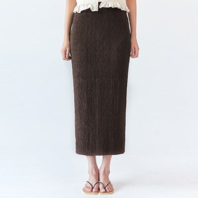coco pleats long skirt_(1269597)