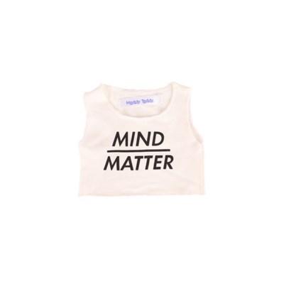 메디테디 마인드 매터 티셔츠