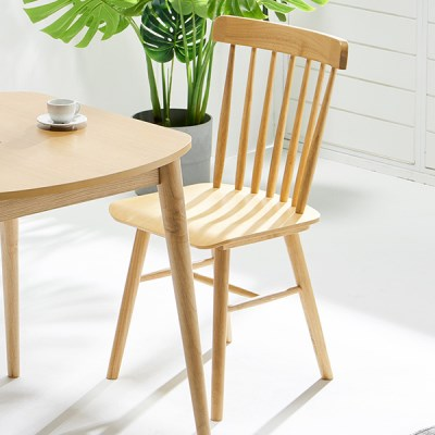 [데코마인] 시드 윈저체어/식탁의자/원목의자/인테리어의자