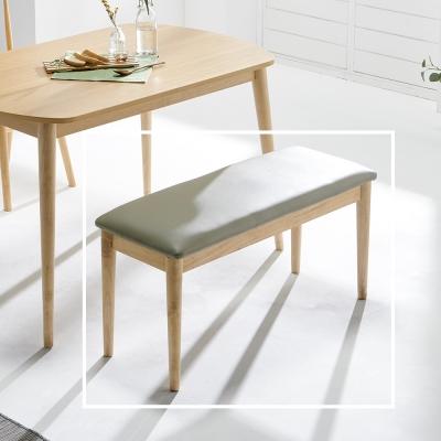 [데코마인] 시드 벤치체어/식탁의자/원목의자/인테리어의자