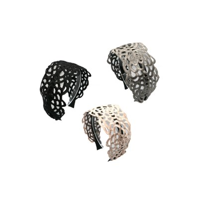 daisy wide hairband(3colors)