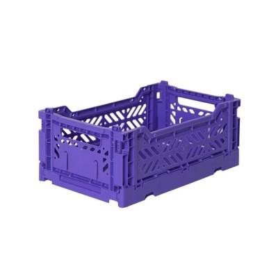 아이카사 폴딩박스 S violet_(1189759)