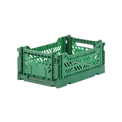 아이카사 폴딩박스 S dark green_(1189737)