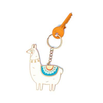[도이] 오버사이즈 라마 열쇠고리 자동차 키링 키홀더_(1662100)