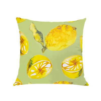 누키트 레몬 쿠션 (50x50)