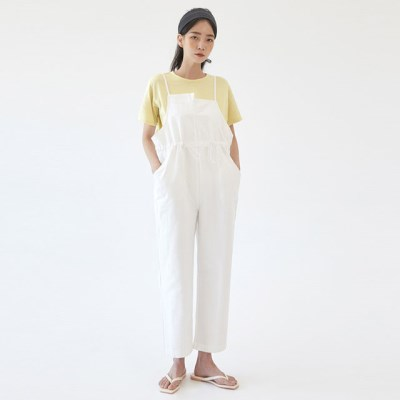 string detail overall pants_(1274564)