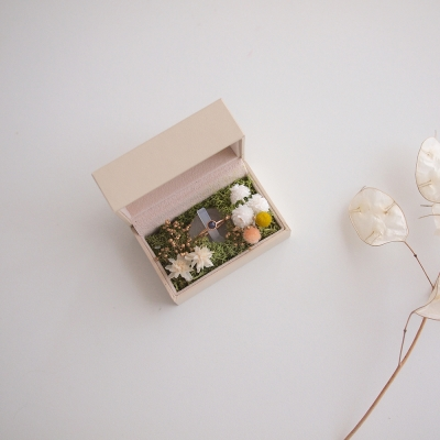 TINY GARDEN RING BOX