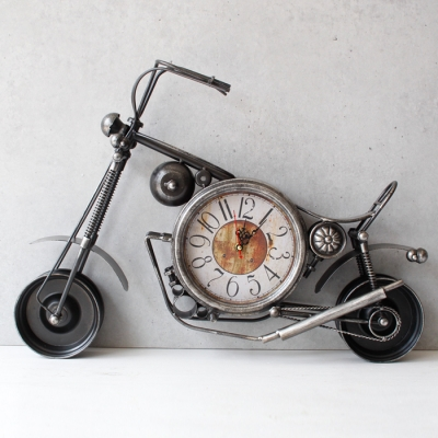 빈티지 오토바이 시계 (3703) - 3color_(2722652)