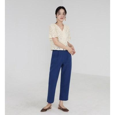 button linen pants (2colors)_(1337808)