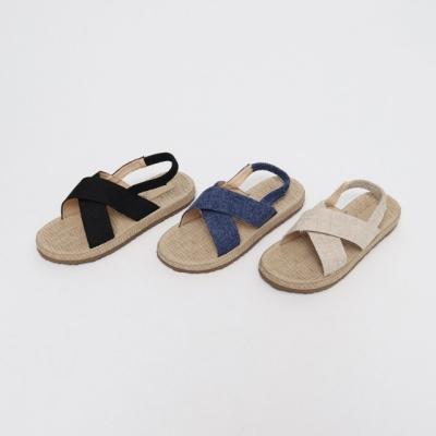 nature cross sandal (3colors)_(1337818)