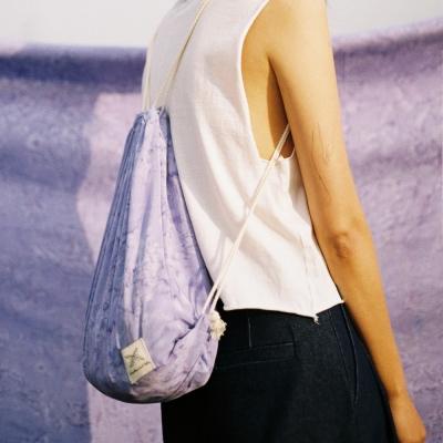 [String Bag] Solid - Lavender