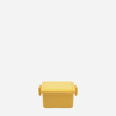 젤쿨 스퀘어보냉일체형런치박스S-망고옐로우_(1375759)