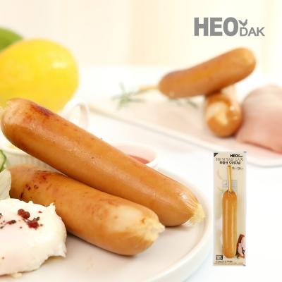 닭가슴살 소시지 후랑크 오리지널 70g 1+1+1