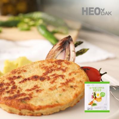 프리미엄 닭가슴살 스테이크 매콤청양 100g 1+1