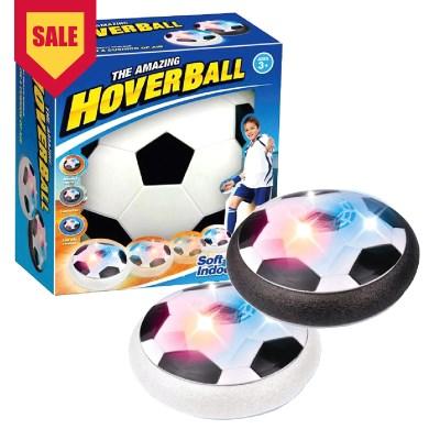 실내에서 즐기는 안전한 축구 호버볼 에어사커