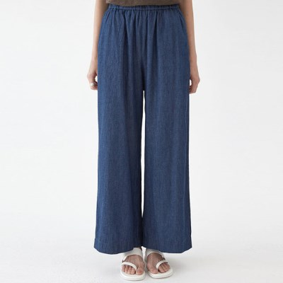 sam wide banding pants_(1279420)