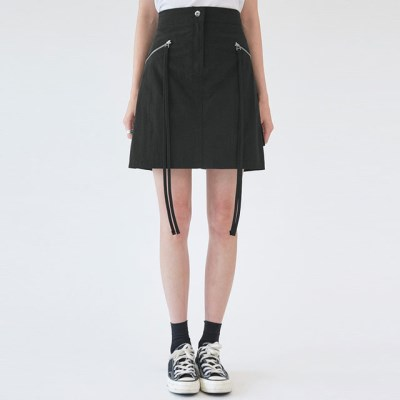 crunch fake pocket skirt_(1280535)