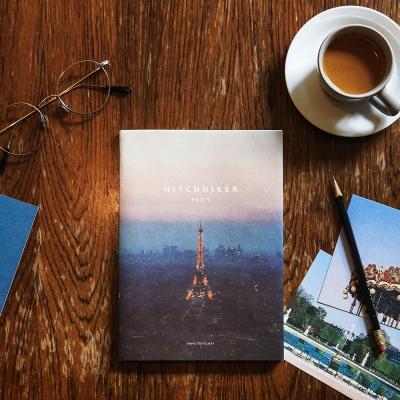 10x10 히치하이커 vol.76 「PARIS」(마일리지 구매상품)