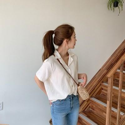 Summer basic linen shirts_Y (린넨 34%)_(1345917)