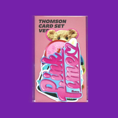 THOMSON CARD SET VER.1