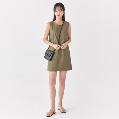 basic linen sleeveless ops_(1281546)