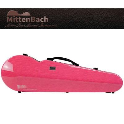 바이올린케이스 미텐바흐 MBVC-3 핑크 하드케이스
