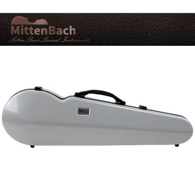 바이올린케이스 미텐바흐 MBVC-3 카본룩화이트