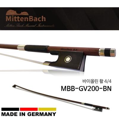 독일 바이올린활 미텐바흐 MBB-GV200BN 수제활