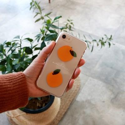 [젤리케이스] 오렌지.i 010 폰케이스