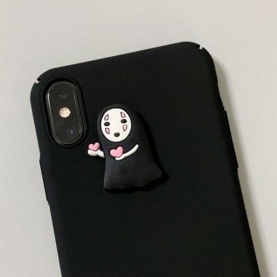 가오나시 핸드폰 케이스 / 전기종