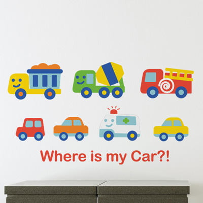 [itstics-Pongca] Where is my car